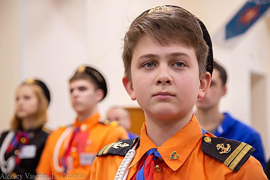 Евгений Галимов: Я буквально переполнен информацией от этого незабываемого дня!