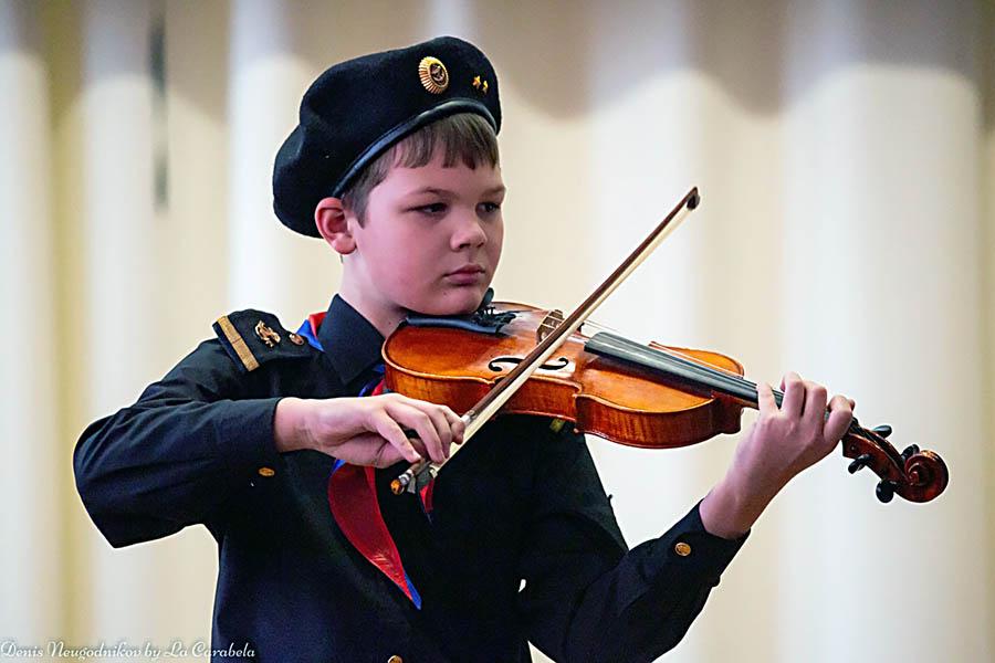 Струны скрипки лучше всего затрагивают струны души!