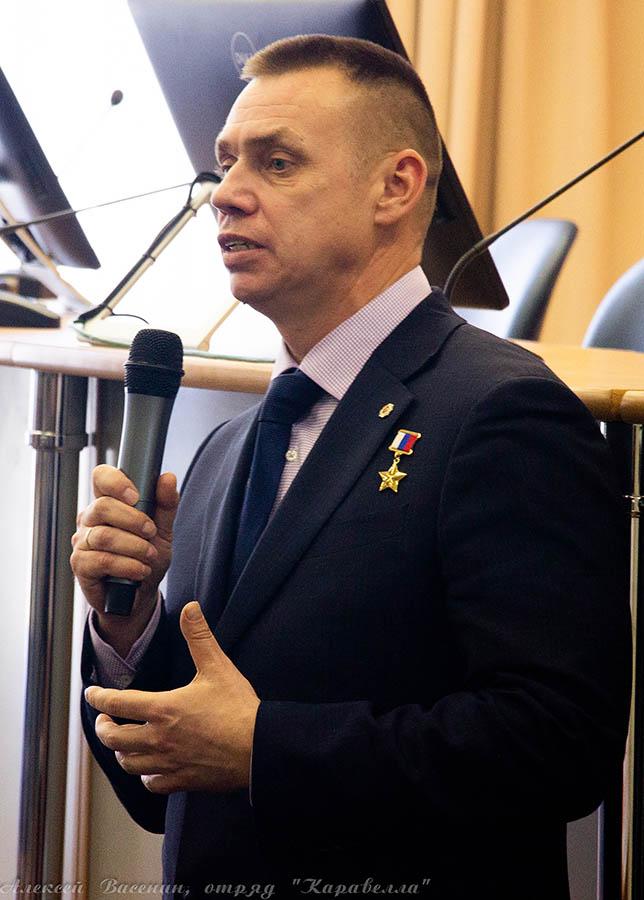 Сергей Воронин: ... этот крик подбадривает солдат и помогает оставаться в здравом уме